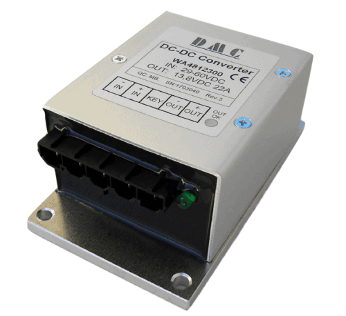 DMC DC-DC converters