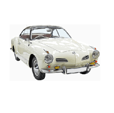 VW Karmann Ghia EV Kit