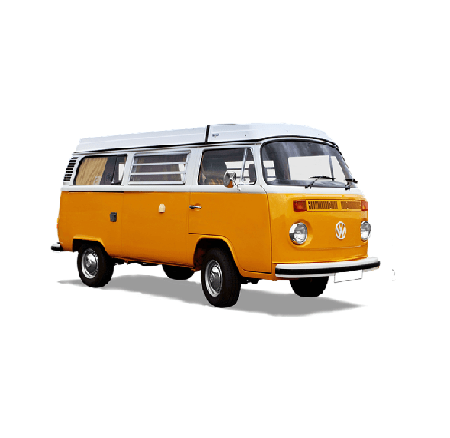 VW Transporter T2 EV Kit