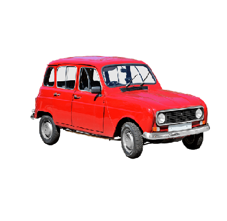 Renault 4 EV Kit
