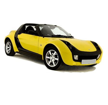 Smart Roadster EV kit