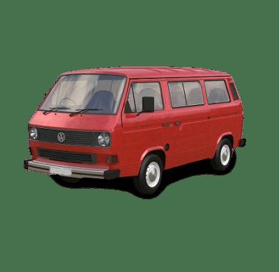 VW Transporter T3 EV Kit
