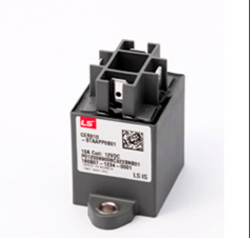 GER010 relay
