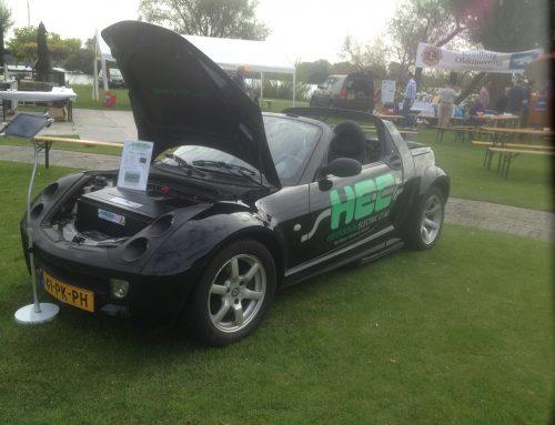 Smart e-Roadster