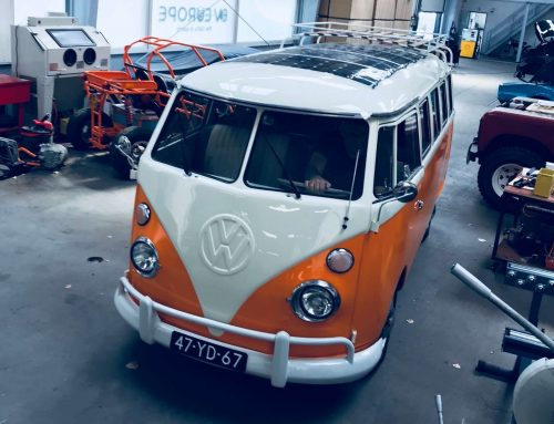VW T1 (Kombisol)