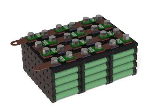 18650 lithium building blocks